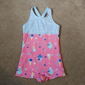 Girls Size 10 (140) Hannah Anderson swimsuit
